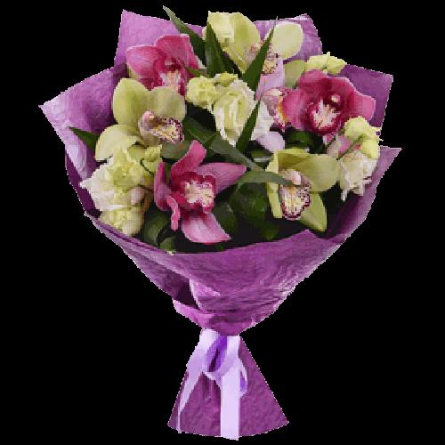 Фото товара Букет орхидей в Мариуполе