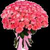 """Фото товара 101 роза """"Джумилия"""" в Мариуполе"""