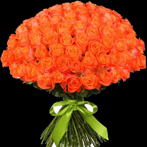 """Фото товара 101 роза """"ВАУ"""" в Мариуполе"""
