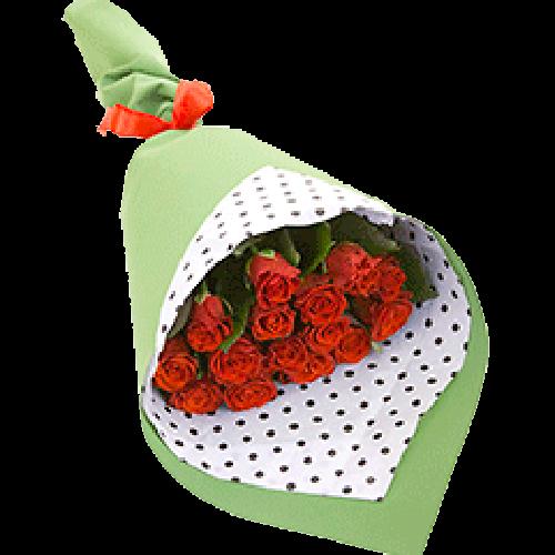 "Фото товара 15 роз ""El Toro"" в Мариуполе"
