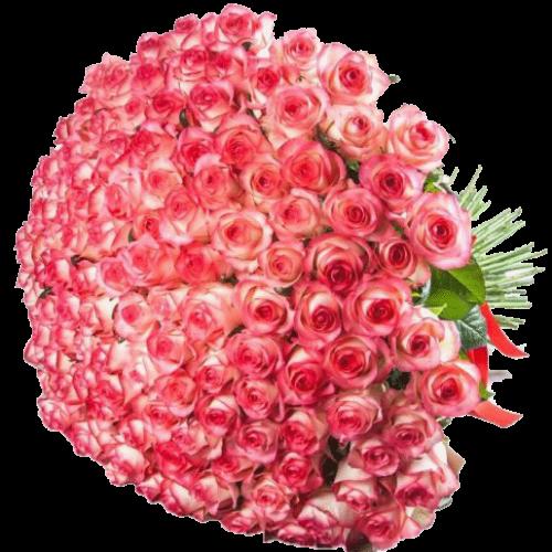 """Фото товара 201 роза """"Джумилия"""" в Мариуполе"""