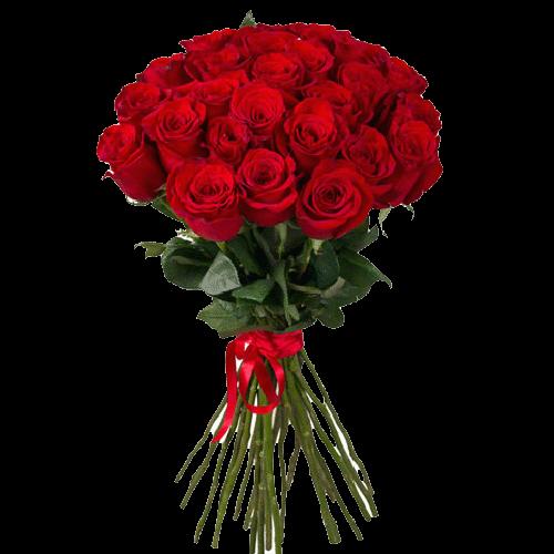 Фото товара 33 красные розы в Мариуполе