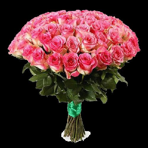 """Фото товара 51 роза """"Джумилия"""" в Мариуполе"""