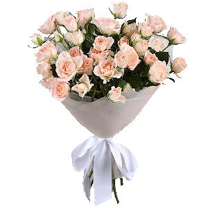Фото товара 7 кустовых роз в Мариуполе